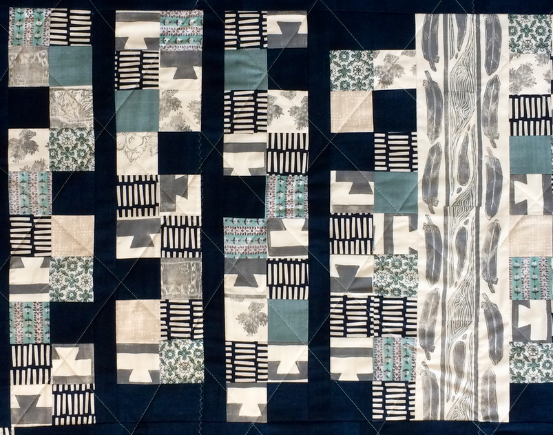 Creatively Sustained Quilt Collage