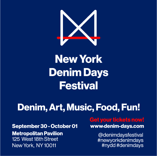 Ian will show some of the Behind Closed Doors work at the inaugural New York Denim Days as an invited guest. You an find out more about the show  here    Sept 30 – Oct 1:  Denim Days Festival Metropolitan Pavilion| 125 West 18th Street