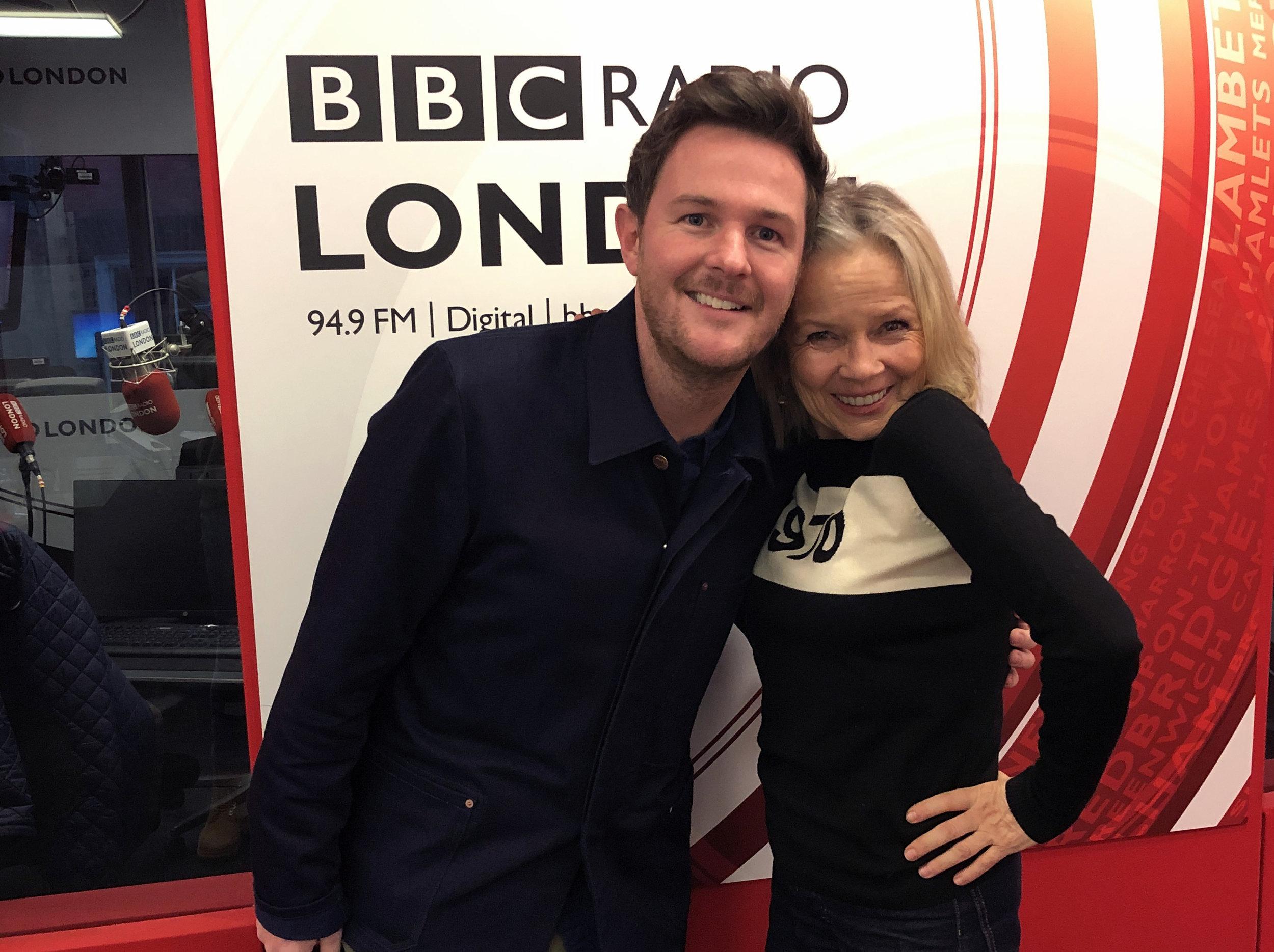 BBC LONDON Jo Good