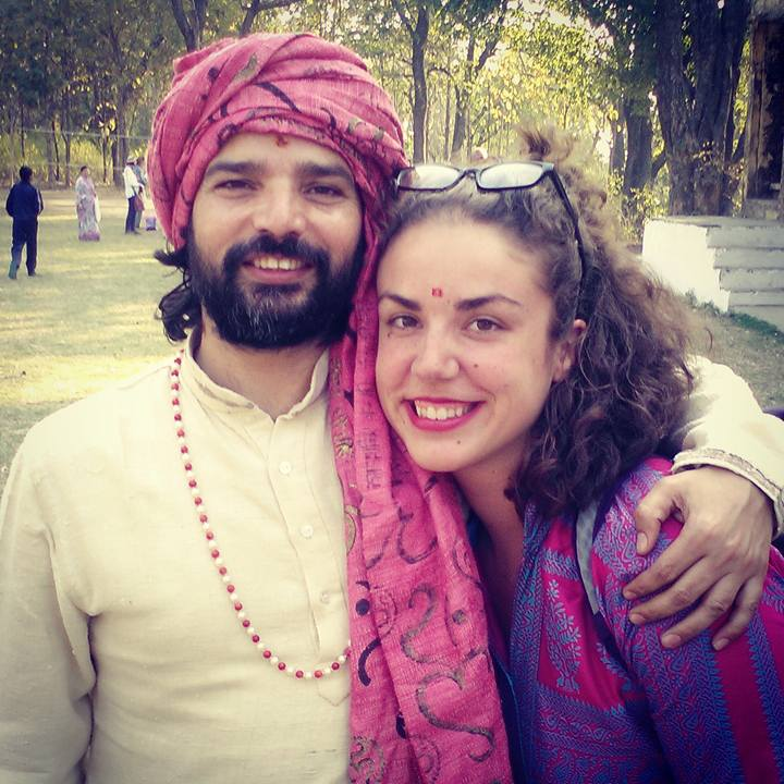Yogrishi Vishvketu - Founder of Akhanda Yoga, and Adi Shakti, Creative Director of Passion Yoga School / Founder of Akhanda Shakti