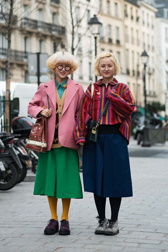 Got a Girl Crush On: This Dynamic Duo.    (via  THE LOCALS )