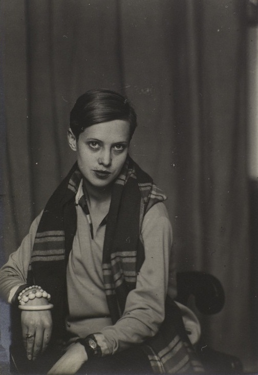 Got a Girl Crush On: This stylish gal from 1928! (shot my Man Ray)      Her steez still holds fresh.     (via   bremser )