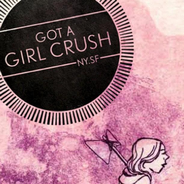 TOMORROW! Pre-sale for Got a Girl Crush Magazine issue #2 @ 10am EST!