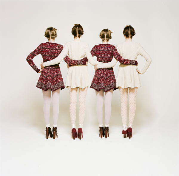 Got A Girl Crush On: Rodarte for Opening Ceremony Fall 2011 by Autumn de Wilde     Trifecta collab perfection!