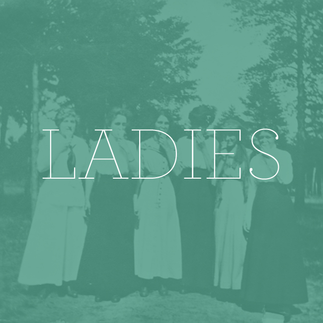 LADIES, a mix by Kate Miss      Kate  put together a great mix of lady artists and bands. Spoiler Alert: Fiona Apple is on there.   (via  For Me, For You )