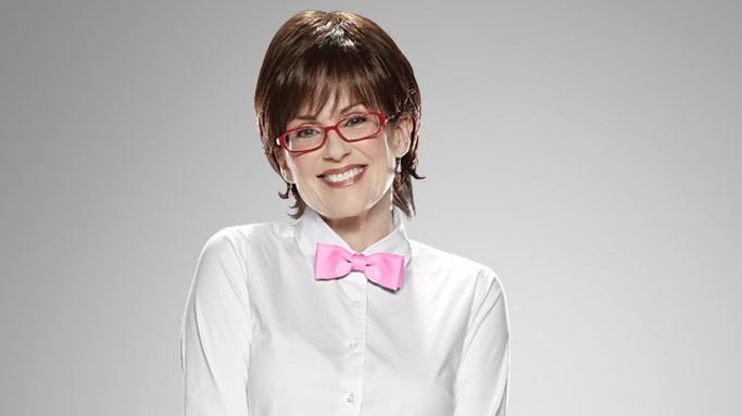 """Got A Girl Crush On: Megan  Mullally      Let's do a quick recap of her career shall we?     Drunkie -McGee, Karen Walker, in   Will & Grace  , Rick Swanson's psycho-ex Tammy Swanson (opposite her real-life husband, Nick  Offerman ) in   Parks & Rec  , Hollywood mom Lydia  Dunfree  in the amazing but short-lived   Party Down  , and """"Chief"""" in the ER/Grey's Anatomy Adult Swim satire   Children's Hospital.  And that's  just  her tvrepertoire (MM is a big Broadway gal as well).   All of these shows are thecomedicvisual equivalent of crack.    Megan is  baaaaaasically  my hero."""