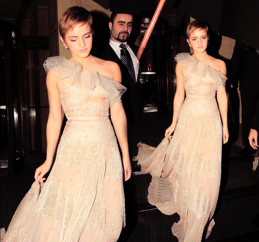 Got A Girl Crush On : Emma Watson   She all grown'd up!   (via  duerre : jannasalmin )