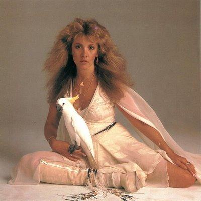 Got A Girl Crush On : Stevie Nicks with cocateau   Auto-reblog.