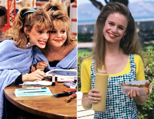 "Random thought of the day: ""You know what? Kimmy Gibbler was actually kind of cool""    I used to loathe the fact that I shared the same name as the girl who played Kimmy Gibbler, but you know what? She was pretty righteous. Her snarky and wacky disposition worked for her. So what if she had stinky feet? At least she owned it."