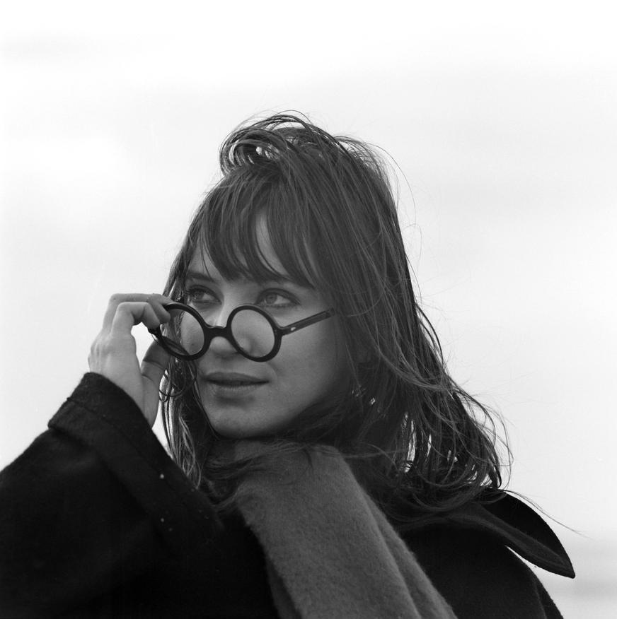 Got A Girl Crush On :Anna Karina in Anna , 1967   (via rosedarling &  honeyhoneyhoney )