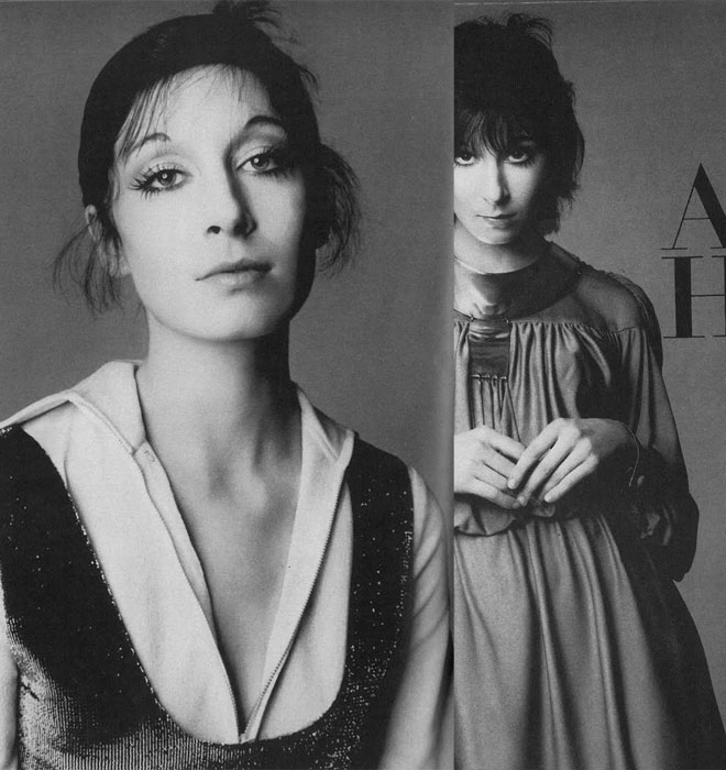Got a girl crush on: Anjelica Huston circa 1970s    (via  Miss Moss )
