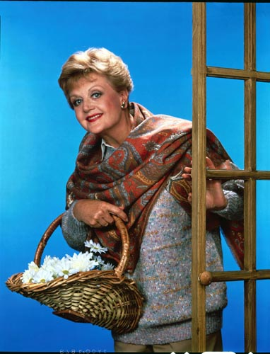 Got a girl crush on: Angela Lansbury    Seeing this photo made me realize how prevalent Angela Lansbury was in my childhood–especially on days I'd stay home from school. Beauty & the Beast, Murder She Wrote and Bedknobs & Broomsticks were trusty go-tos for sick days (those and Major Dad). Is there even a modern day equivalent?   (via tulletulle : godclub )