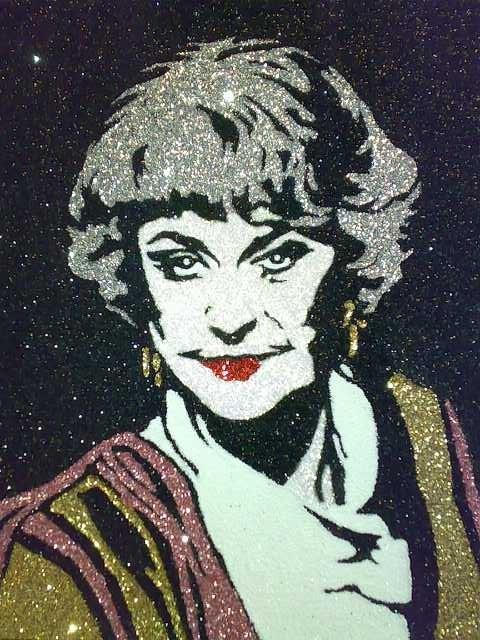 """Got A Girl Crush On:  Bea Arthur   With a deadpan wit way before it was cool for females to be wry or to toe the line of sexual ambiguity, Bea blazed the way for women's lib by ignoring the social constructs of the 70s and using television as her platform on the seminal show  Maude –(which lay ground for shows like Roseanne later on) by covering taboo topics such as  """"divorce, menopause, drug use, alcoholism, nervous breakdown and spousal abuse. A prime example, """"Maude's Dilemma"""", was a two-part episode in which Maude's character grapples with a late-life pregnancy, ultimately deciding to have an abortion.""""    She continued to speak-up even after her death:      Bea Arthur  left $300,000 in her will to a  New York  organization that aids homeless gay youth.   The  Ali Fornay Center  provides services to more than 1,000 each year, and is planning to buy a building to house 12young people - and name it in honor of the"""" Golden Girls """" actress.     Beyond golden–Bea is platinum!"""