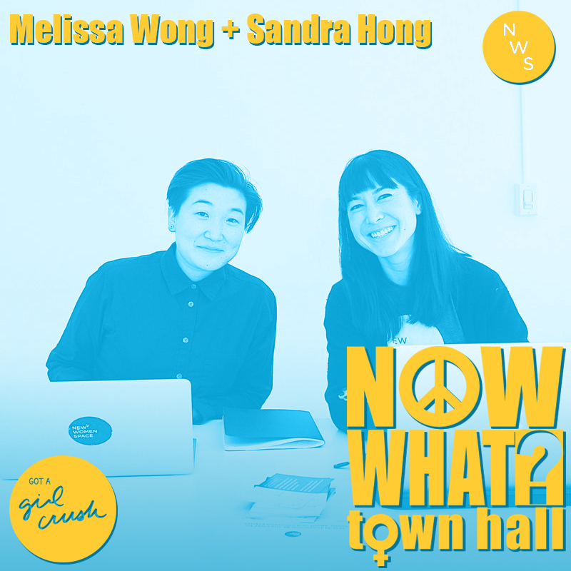 Melissa Wong + Sandra Hong // Co-founders of New Women Space - New Women Space is a 2,100 sq. ft. mixed-used space made for in-person gatherings. Opened in September of 2016, the space was co-founded by Melissa Wong and Sandra Hong with the intention and dream of creating a place where women of all experiences could feel deeply accepted and connected. The space's mission is to create positive and lasting impact on our communities through curated programming and an open invitation for women and femmes of all experiences to start their own conversations and introduce new narratives.