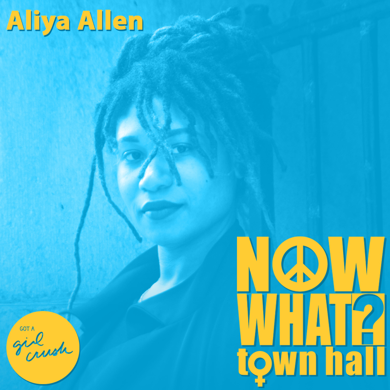 Aliya Allen // Women of Color for Progress - Aliya is a native New Yorker who hails from Jamaica queens, now residing in Washington Heights. She has been involved in various local sustainable economic improvement initiatives and Women business development organizations in Harlem. Her passions in grassroots organizing, small business economic development for WOC and social justice lead her to co-found Women of Color for Progress which combines outreach networking, civic engagement and mobilization to provide a pipeline and platform for WOC to access public office positions.