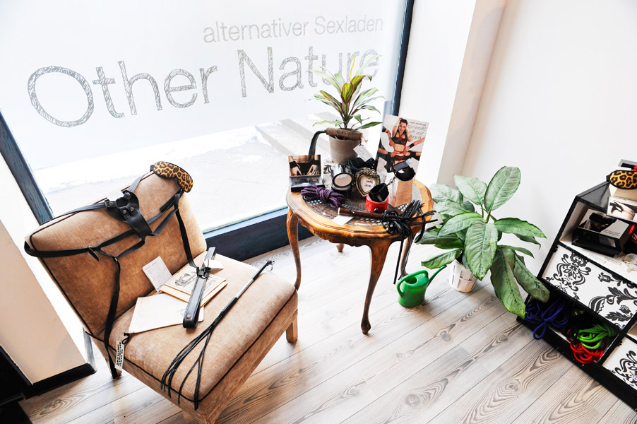 Other Nature  is a feminist, queer, sex-positive, vegan, eco-friendly sex shop located in Berlin, Germany.