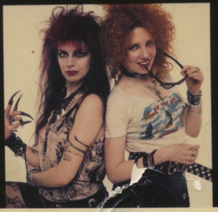 Tish & Snooky circa 1980s