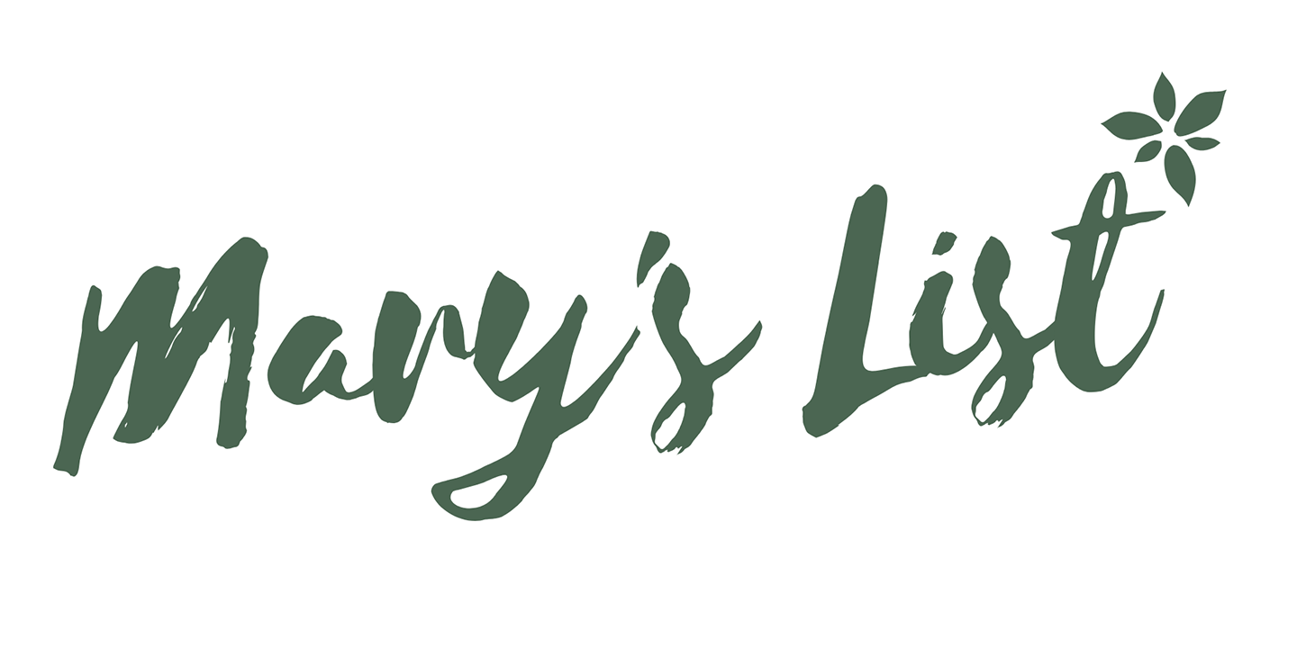Find out more at  maryslist.co !