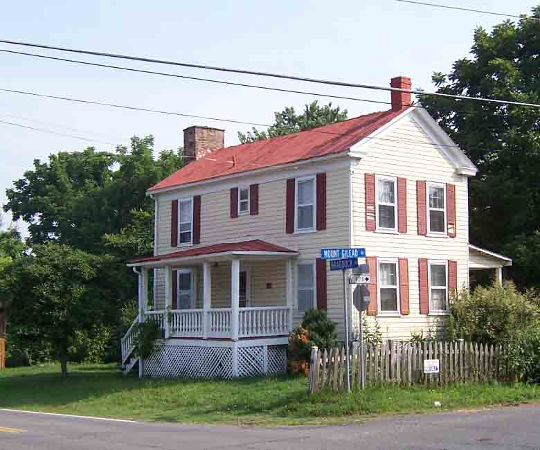 The Harrison House in better days  [source]