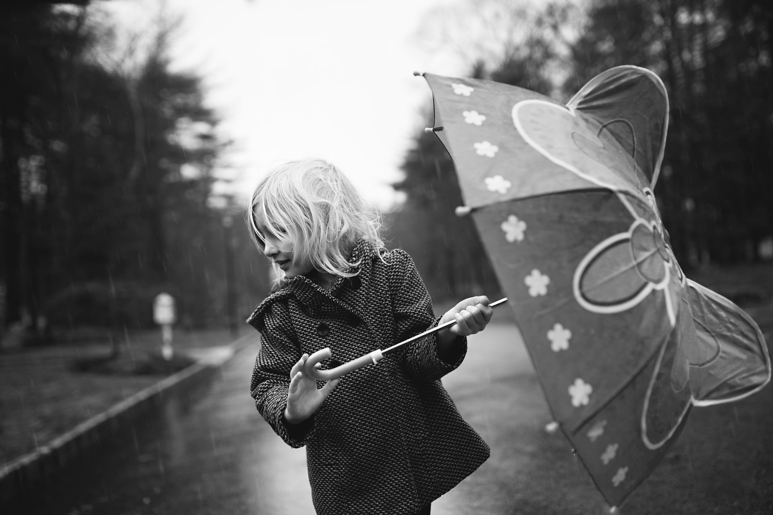 10/366 - Playing in the rain