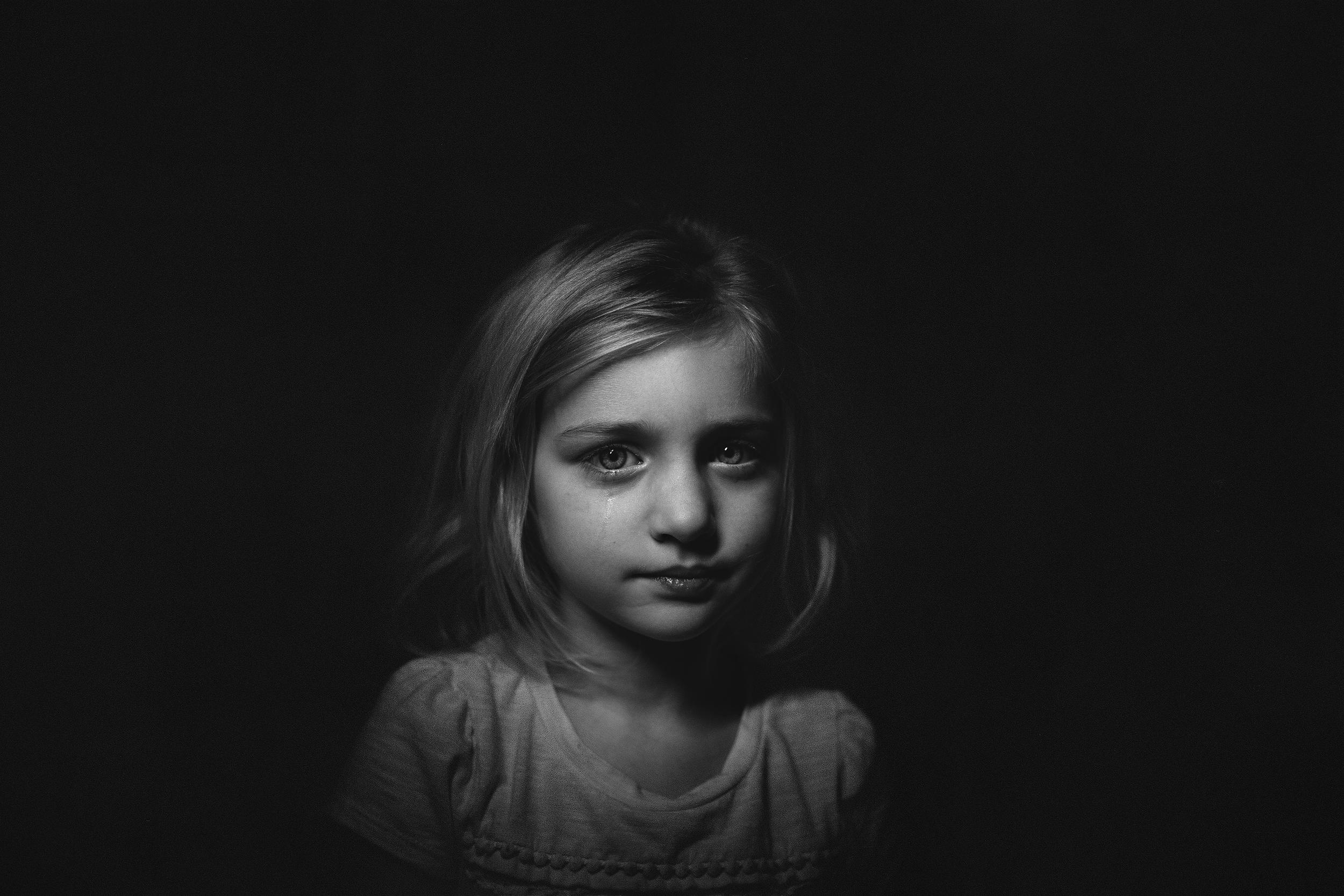 """Day 19 - """"Don't Cry..."""" Long Island, NY Portrait Photographer - Hello Olivia Photography"""