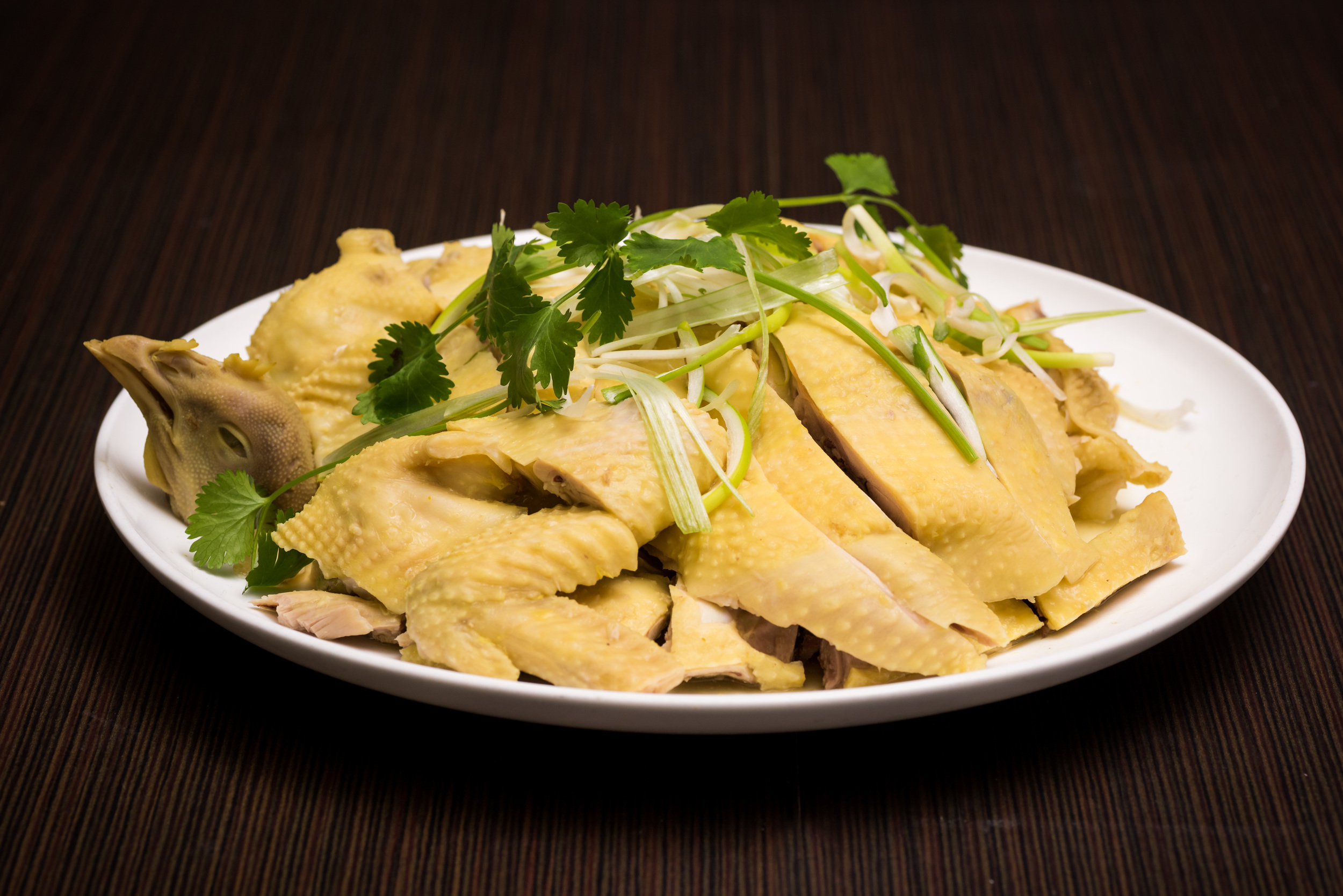 Mama Lu's Steamed Chicken
