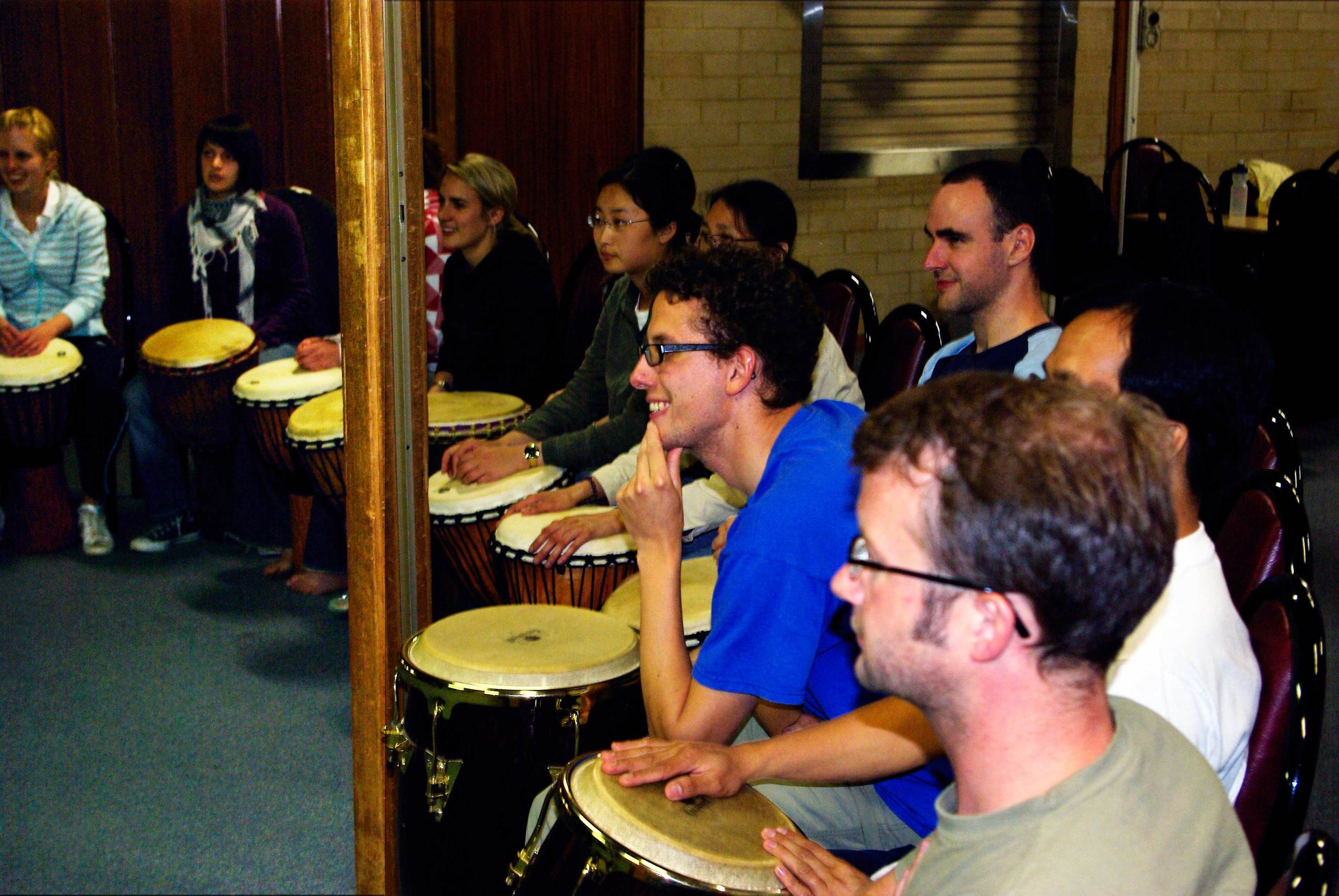 Drumming Wkshp - Post-Grad Retreat, Woodhouse (4).jpg