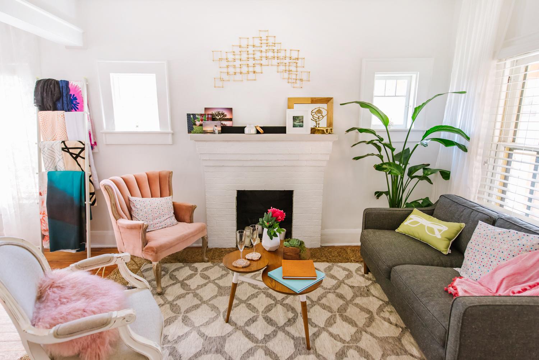 Ann Cox Design_Interior Design_Shared Studio Office Space-1