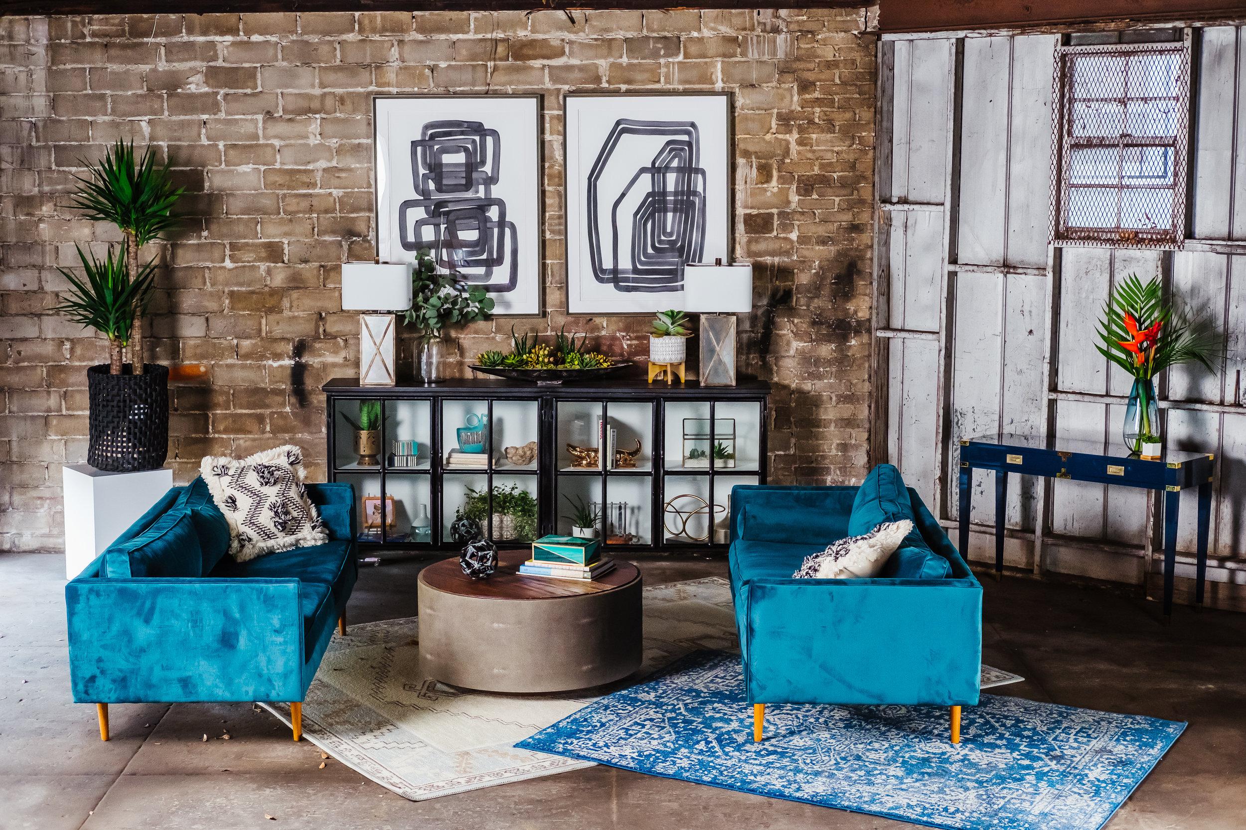 Ann Cox Design_Interior Design_Modern Industrial-