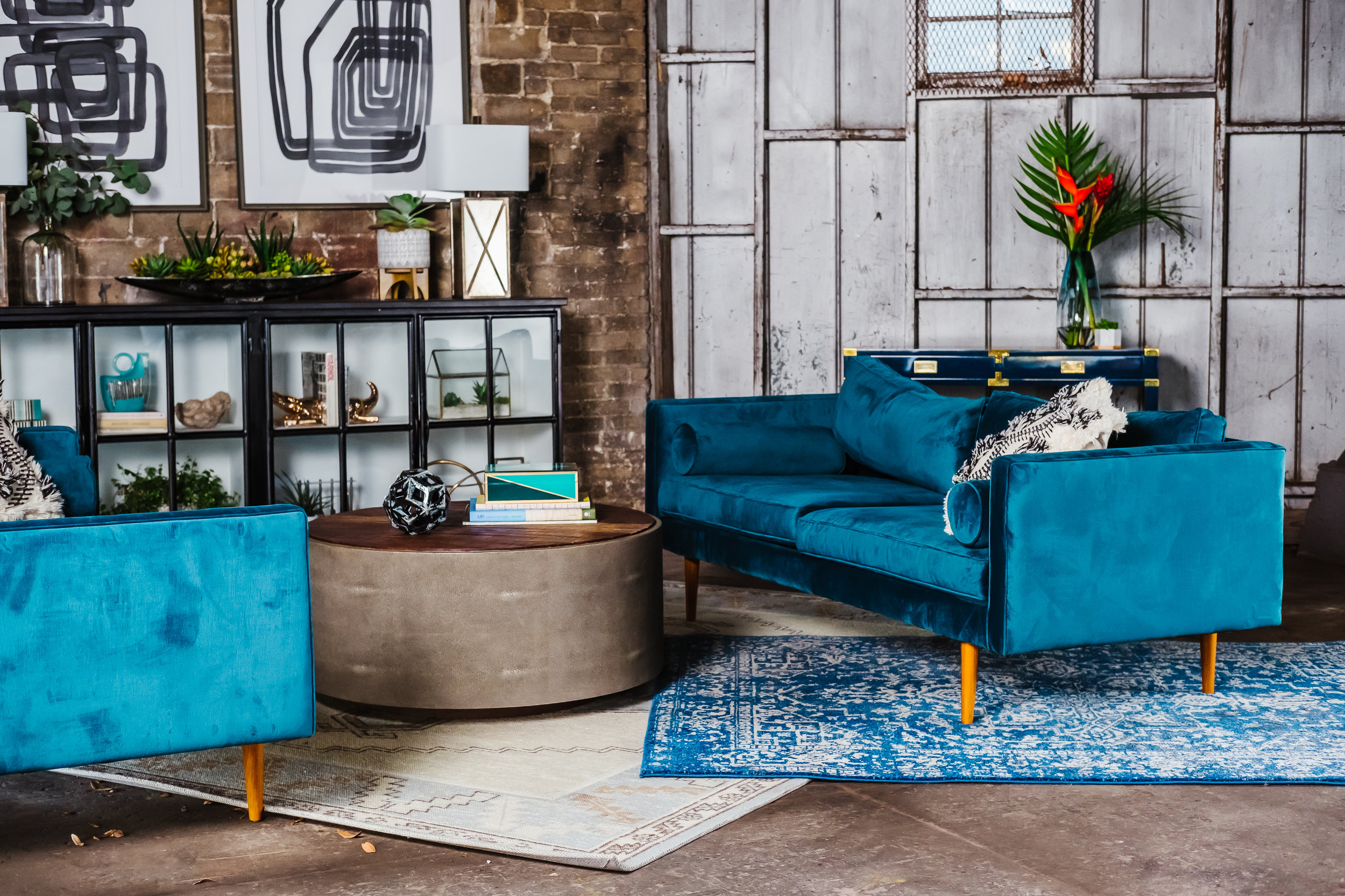 Ann Cox Design_Interior Design_Modern Industrial-3