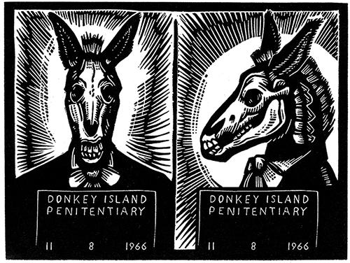 Donkey Island Penitentiary