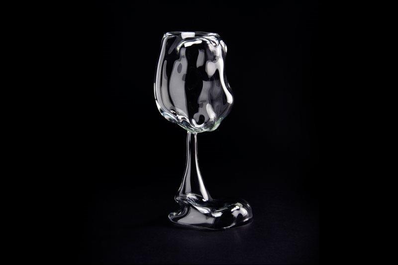 Cross-Fire Wine Glass