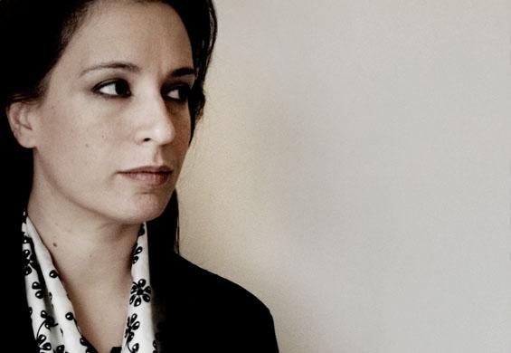 Architect & Sci-Arc graduate programme chair, Elena Manferdini