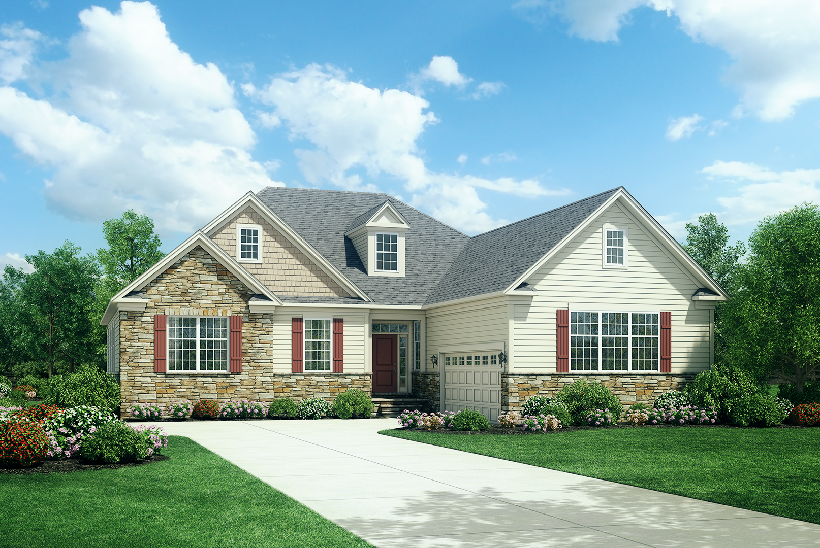 Client:  Toll Brothers.  Location:  Pennsylvania