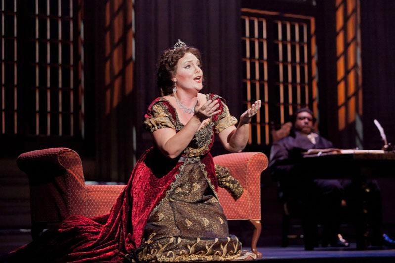 Tosca  / Arizona Opera Photo: Jeff Reeder