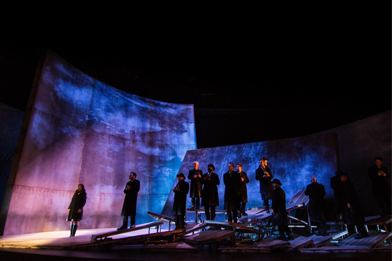 Breaking the Waves  / Opera Philadelphia Photo: Dominic M. Mercier