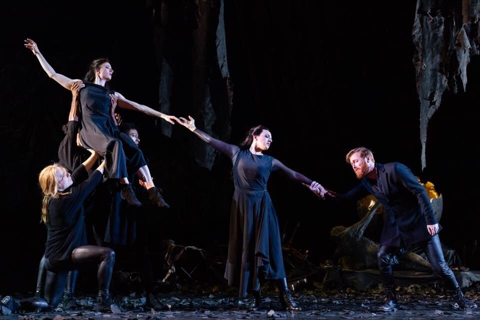 Semele  / Opera Philadelphia Photo: Dominic M. Mercier