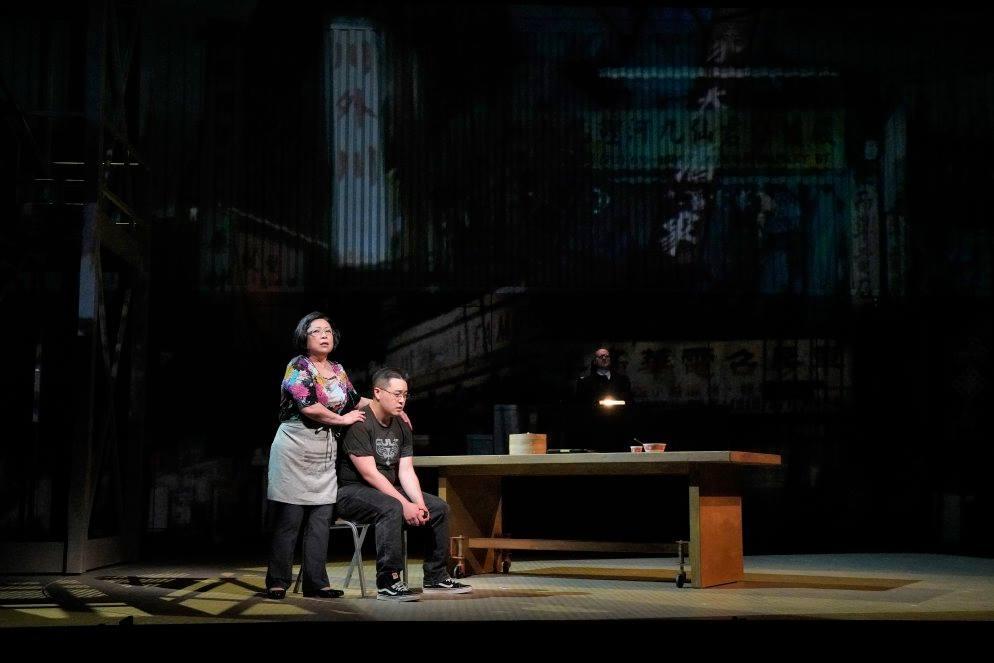 An American Soldier  / Opera Theatre of Saint Louis Photo: Ken Howard