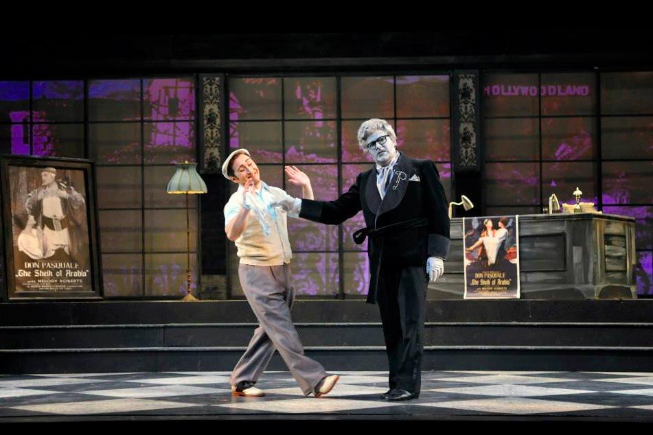 Don Pasquale  / Arizona Opera Photo: Ed Flores