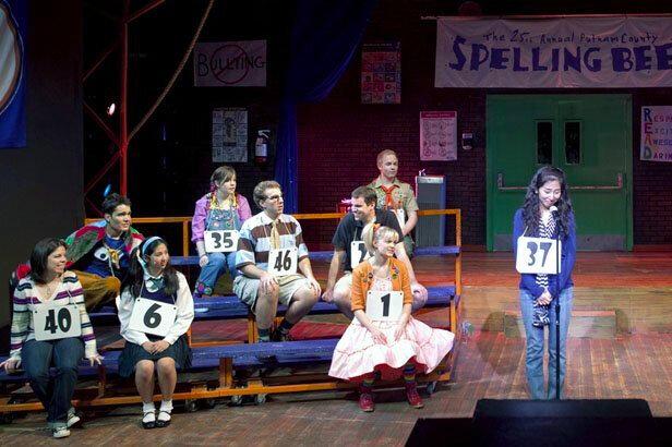 The 25th Annual Putnam County Spelling Bee  / ASU Lyric Opera Theatre