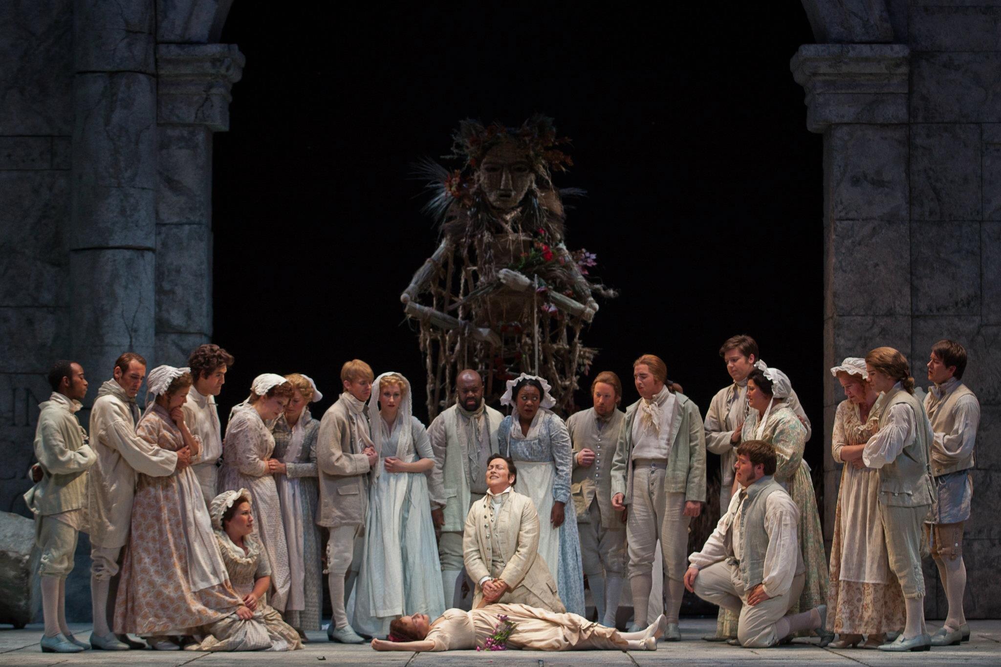 Orfeo ed Euridice  / Arizona Opera Photo: Tim Fuller