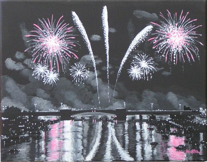 Bay City Fireworks