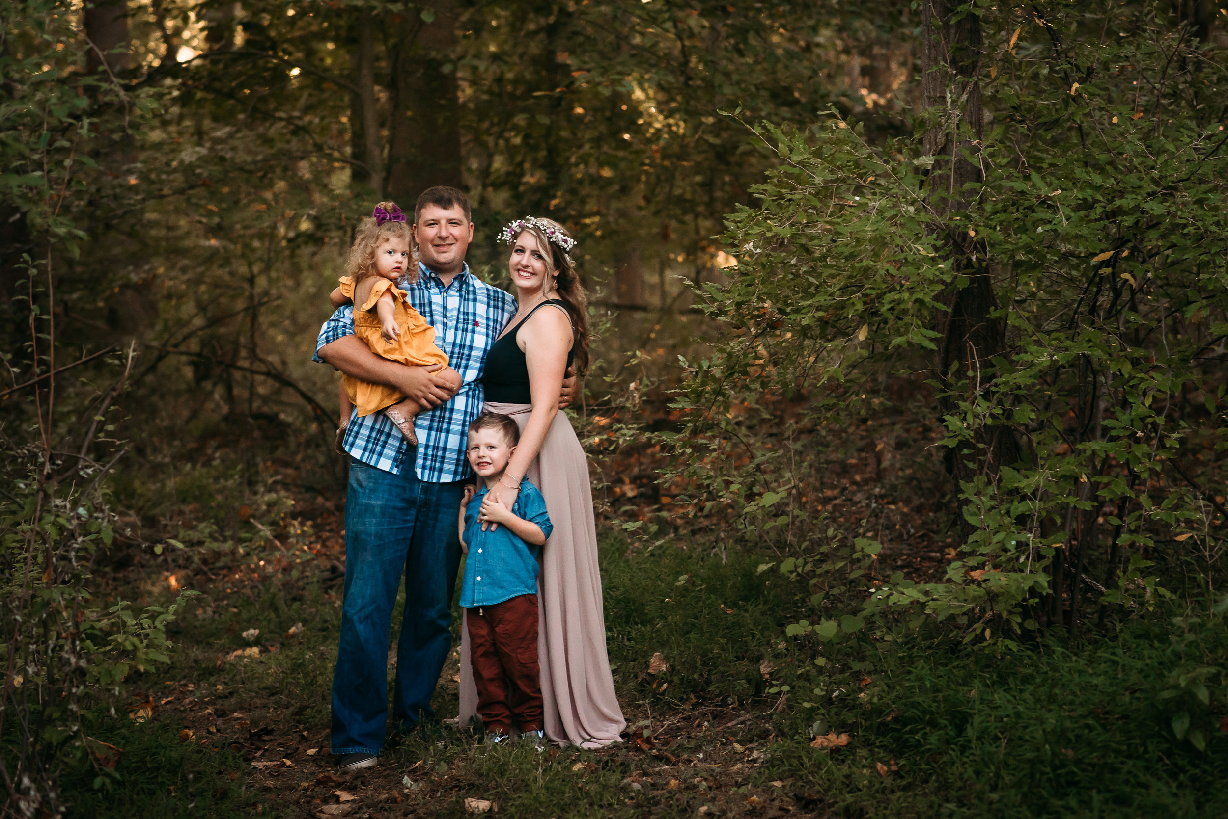Celebrating life with our first family portrait session with the talented Jessica Fenfert Photography!