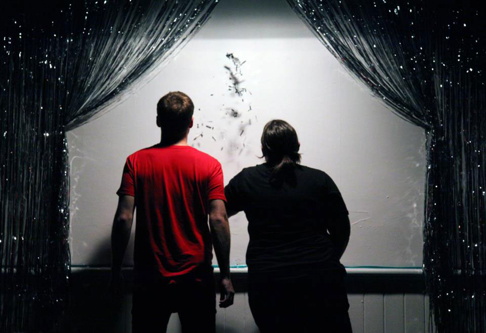 ADAM AND EVE; THE BLUE ROOM THEATRE; 2011