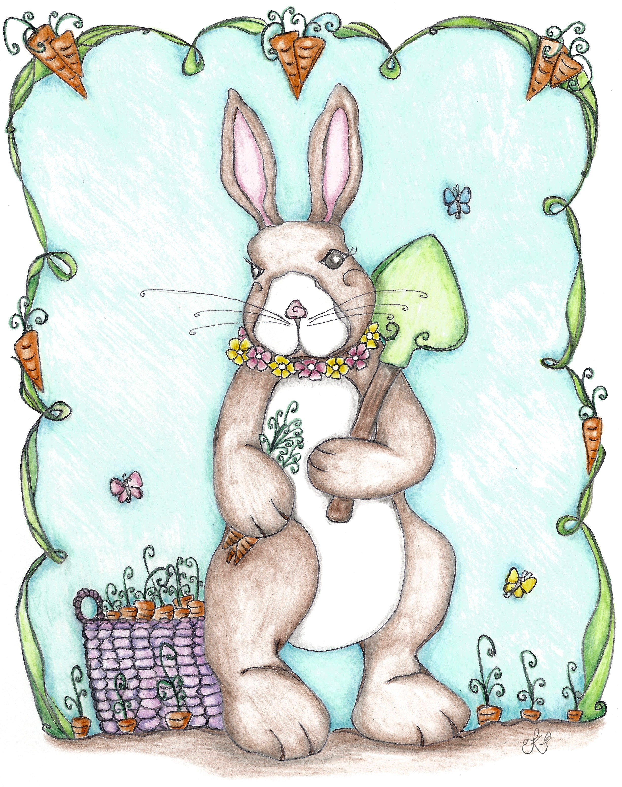 Amanda Rabbit