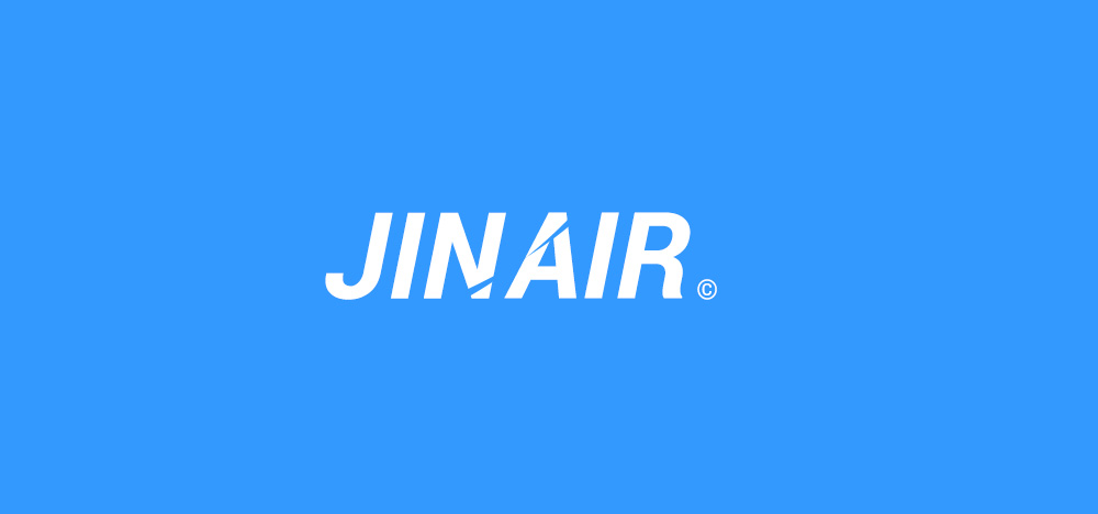 New JINAIR logo
