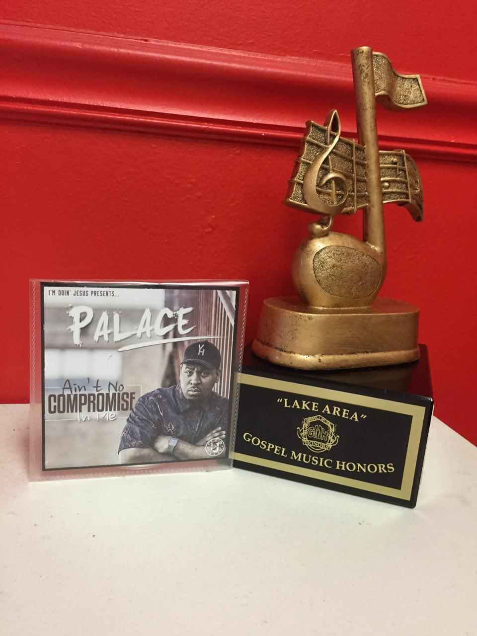 Palace wins award for debut mixtape