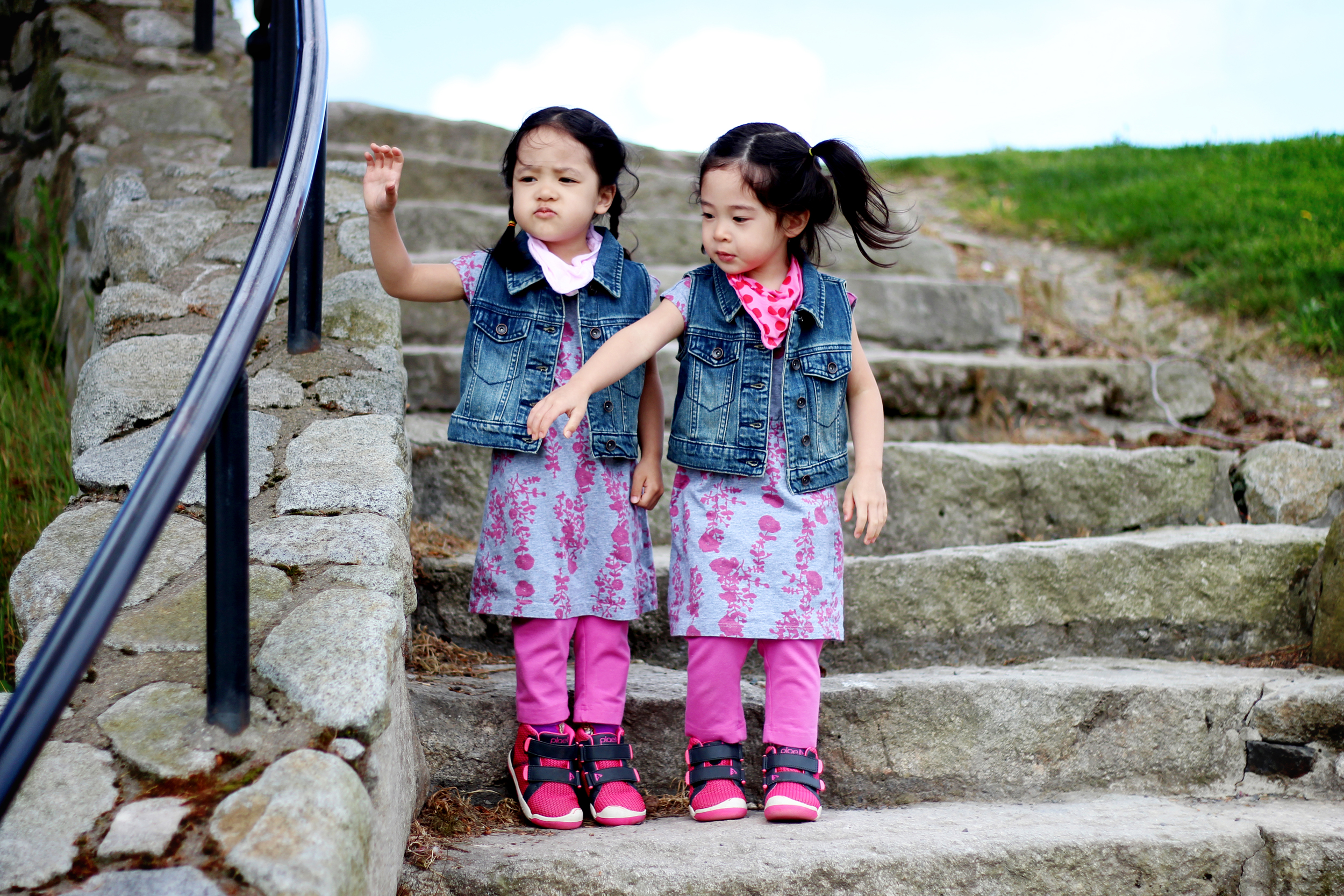 Gifted with Creativity + Charm - TWO ARE BETTER THAN ONE — All Kids Are Gifted