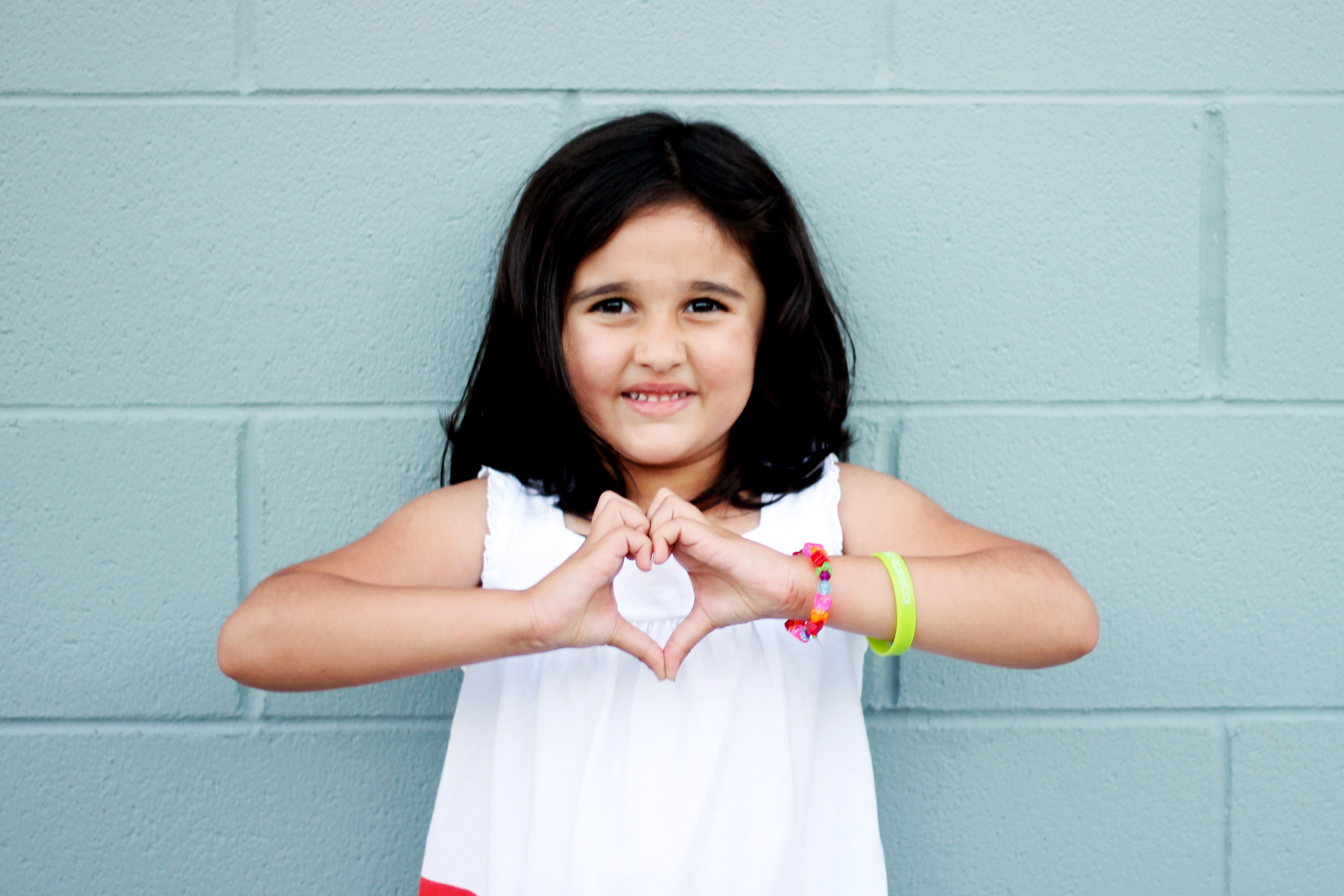 Gifted with Generosity - THE HEART THAT GIVES - All Kids Are Gifted