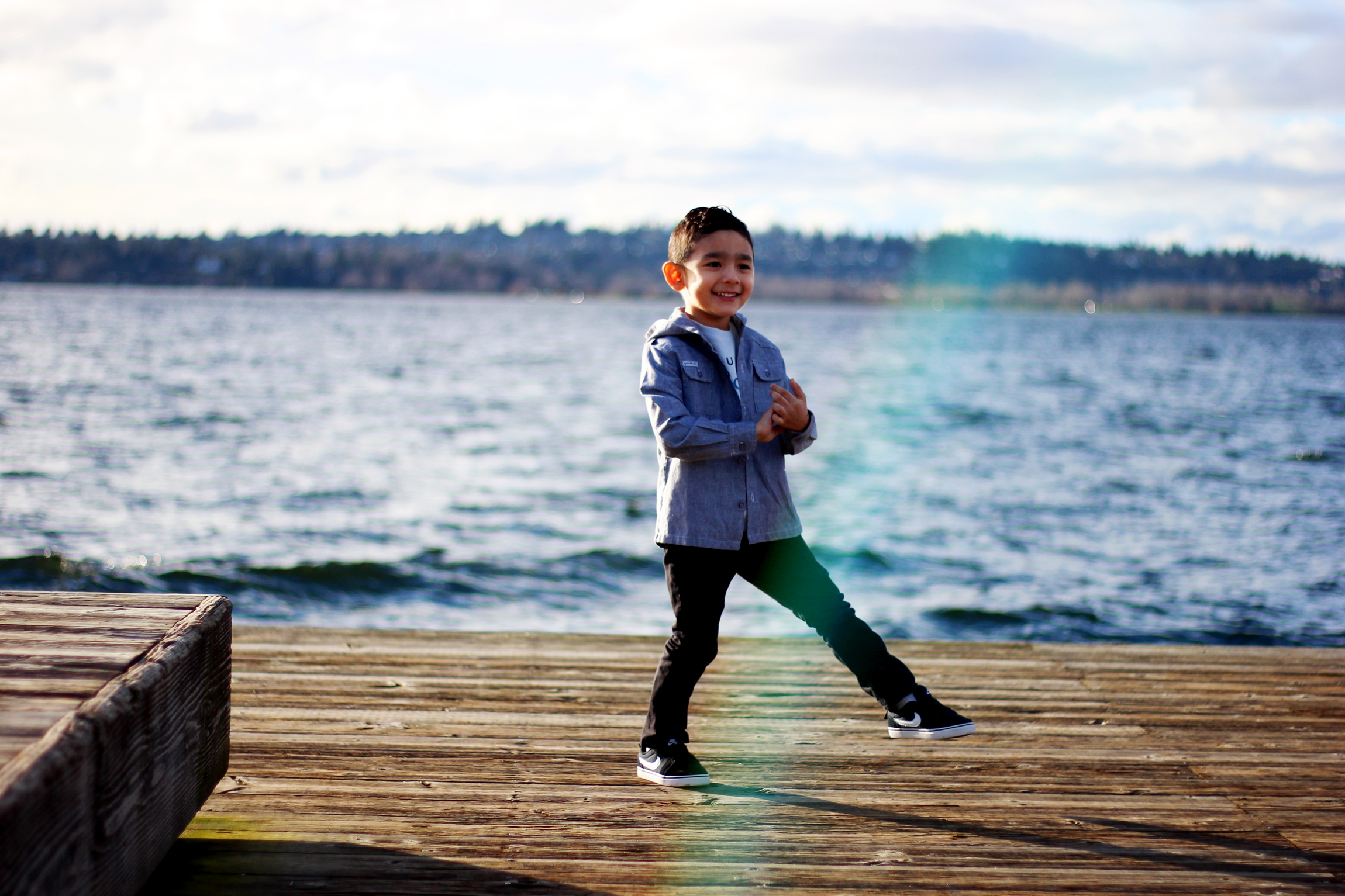 KID STYLE: SUNSET ON THE DOCKS — All Kids Are Gifted